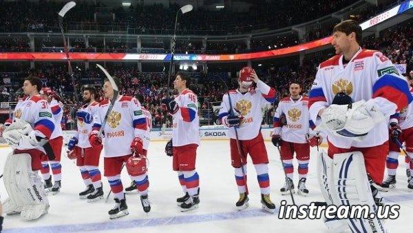 Сборная России по хоккею на Олимпиаде 2018