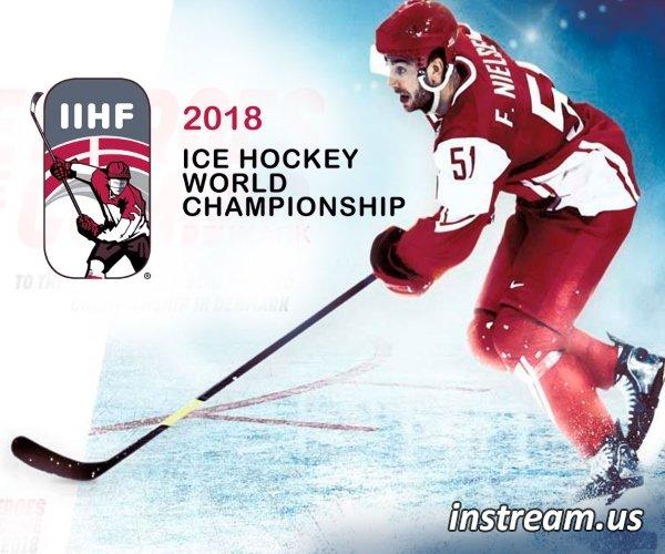 Чемпионат мира по хоккею 2018 смотреть онлайн
