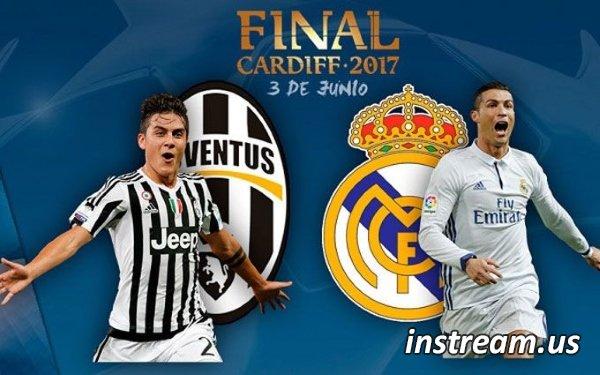 Ювентус - Реал 3 июня 2017 голы видео счёт