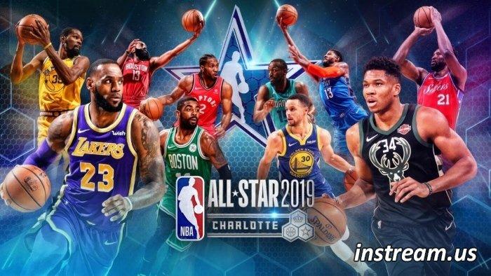 Матч всех звезд НБА 2019