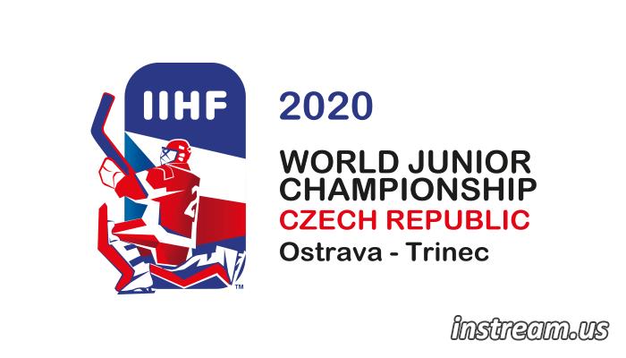Молодежный чемпионат мира по хоккею 2019-2020