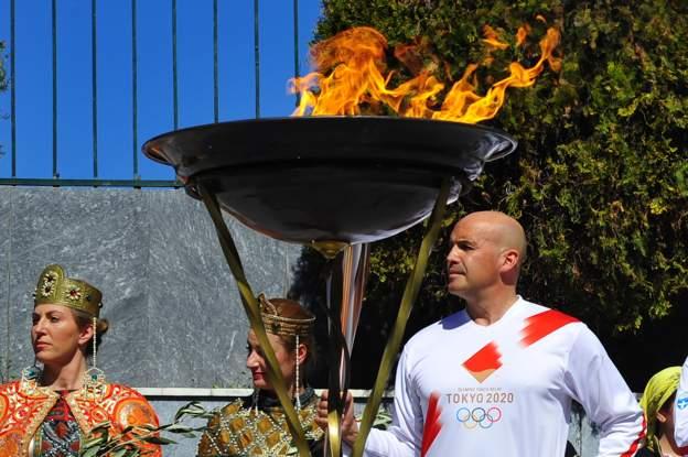 Эстафета олимпийского огня Токио 2020 пройдёт без зрителей