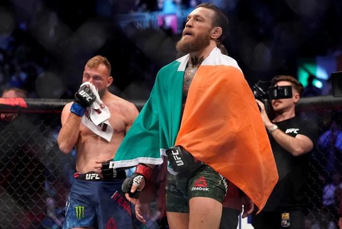 Конор МакГрегор перевёл 1 млн евро ирландским больницам для борьбы с коронавирусом