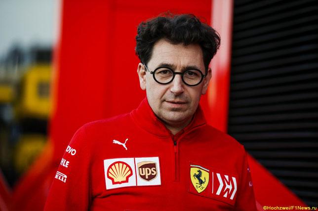 Чемпионат мира может закончиться в январе - босс Ferrari Маттиа Бинотто