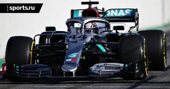 Формула-1: рулевая система Mercedes оказалась под запретом