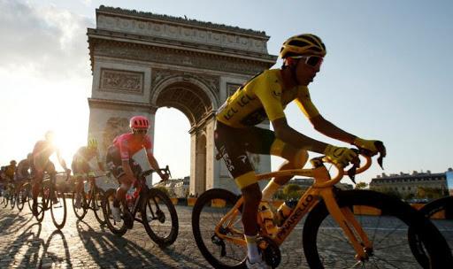 Тур де Франс 2020 будет отложен на фоне пандемии коронавируса